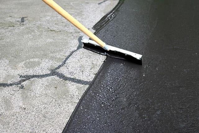 Гидроизоляция бетона битумной мастикой